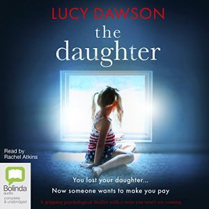 The Daughter audiobook cover art