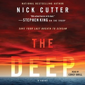 The Deep audiobook cover art