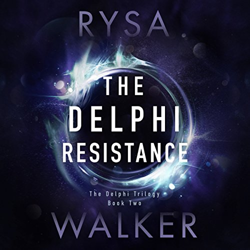 The Delphi Resistance audiobook cover art