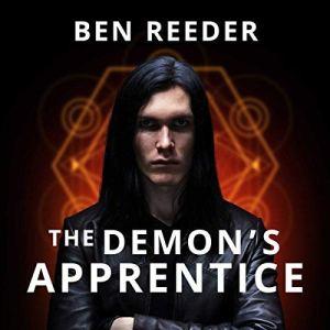 The Demon's Apprentice audiobook cover art
