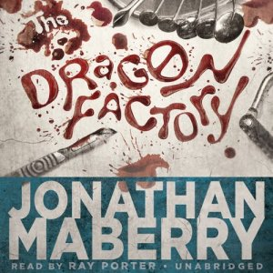 The Dragon Factory audiobook cover art