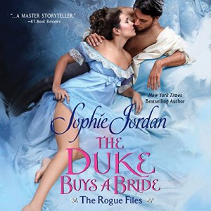 The Duke Buys a Bride audiobook cover art