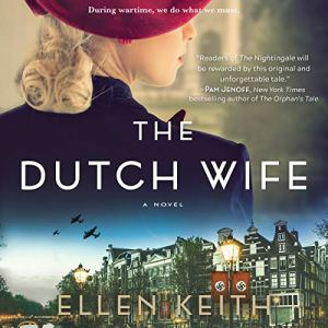 The Dutch Wife audiobook cover art