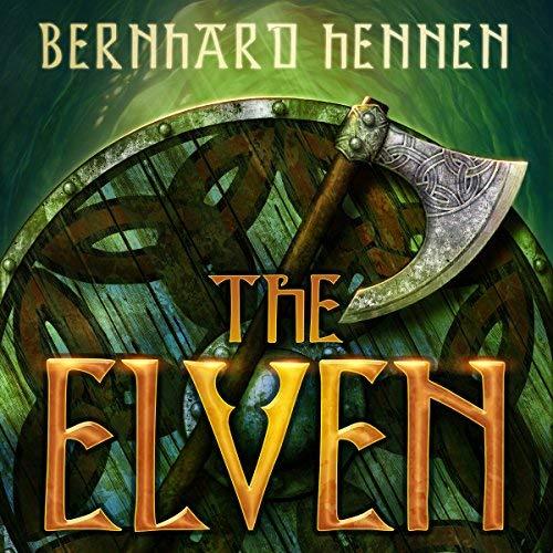 The Elven audiobook cover art