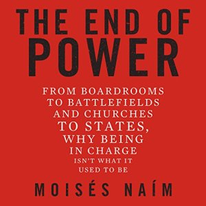 The End of Power audiobook cover art