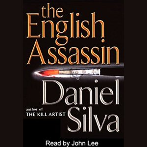 The English Assassin audiobook cover art