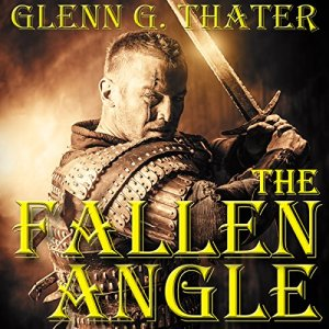 The Fallen Angle audiobook cover art