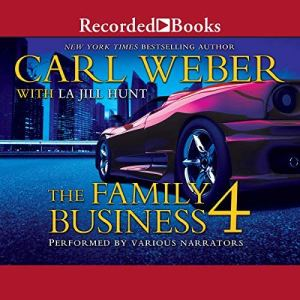 The Family Business 4 audiobook cover art