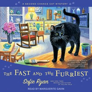 The Fast and the Furriest audiobook cover art