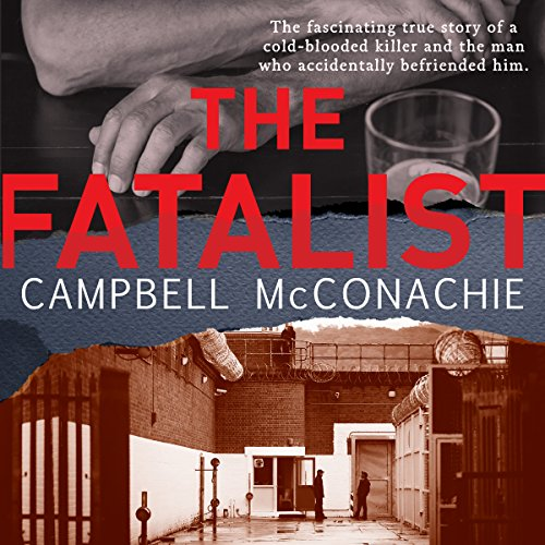 The Fatalist audiobook cover art