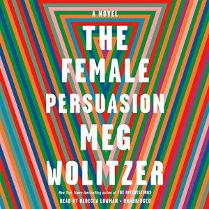 The Female Persuasion audiobook cover art