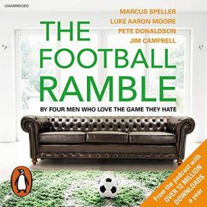 The Football Ramble audiobook cover art