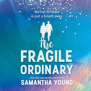 The Fragile Ordinary audiobook cover art