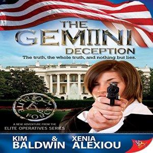 The Gemini Deception audiobook cover art