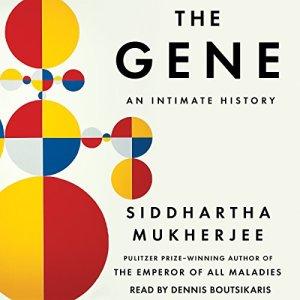The Gene audiobook cover art