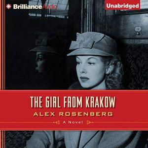 The Girl from Krakow audiobook cover art