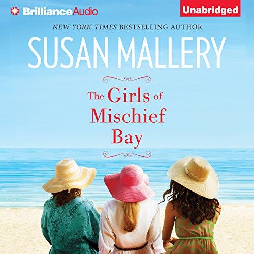 The Girls of Mischief Bay audiobook cover art