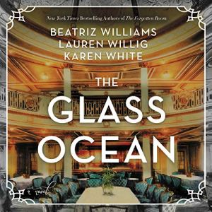 The Glass Ocean audiobook cover art