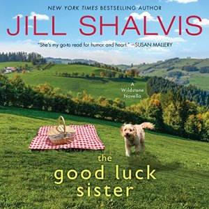 The Good Luck Sister audiobook cover art