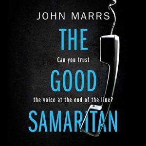 The Good Samaritan audiobook cover art