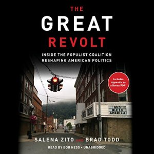 The Great Revolt audiobook cover art