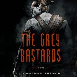 The Grey Bastards audiobook cover art