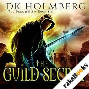 The Guild Secret audiobook cover art