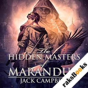The Hidden Masters of Marandur audiobook cover art