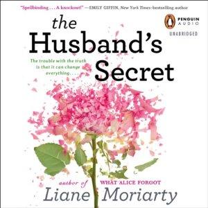 The Husband's Secret audiobook cover art
