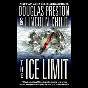 The Ice Limit audiobook cover art