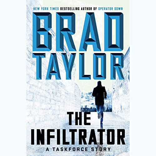 The Infiltrator audiobook cover art