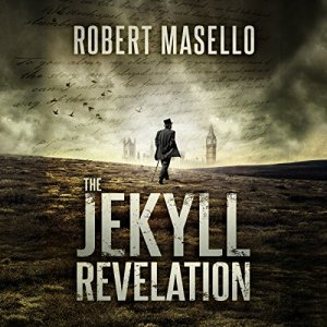 The Jekyll Revelation audiobook cover art