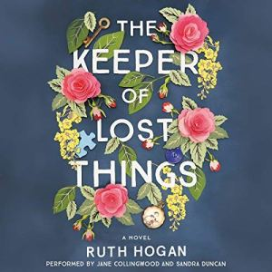The Keeper of Lost Things audiobook cover art