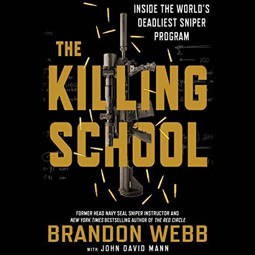 The Killing School audiobook cover art