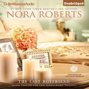 The Last Boyfriend audiobook cover art