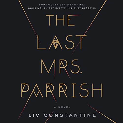 The Last Mrs. Parrish audiobook cover art