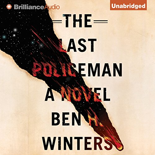 The Last Policeman audiobook cover art