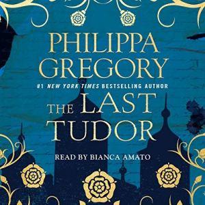 The Last Tudor audiobook cover art