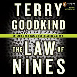 The Law of Nines audiobook cover art
