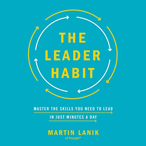 The Leader Habit audiobook cover art