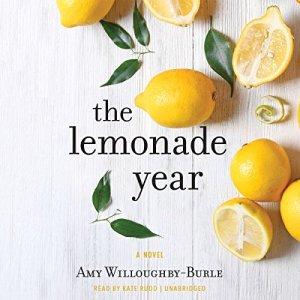The Lemonade Year audiobook cover art