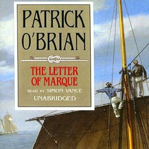 The Letter of Marque audiobook cover art