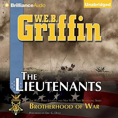 The Lieutenants audiobook cover art