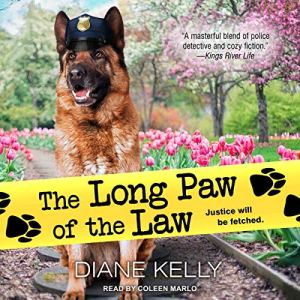 The Long Paw of the Law audiobook cover art