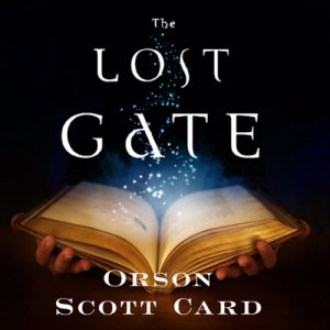 The Lost Gate audiobook cover art