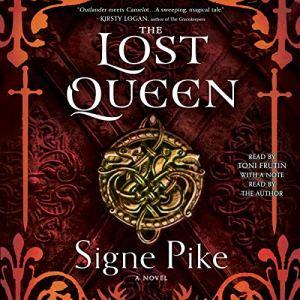 The Lost Queen audiobook cover art