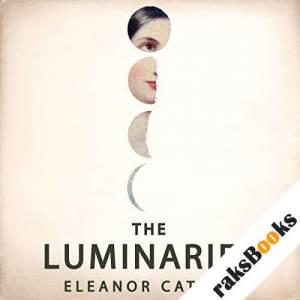 The Luminaries audiobook cover art