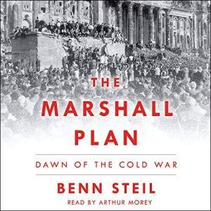The Marshall Plan audiobook cover art