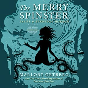 The Merry Spinster audiobook cover art