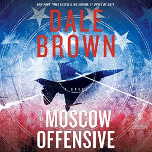 The Moscow Offensive audiobook cover art